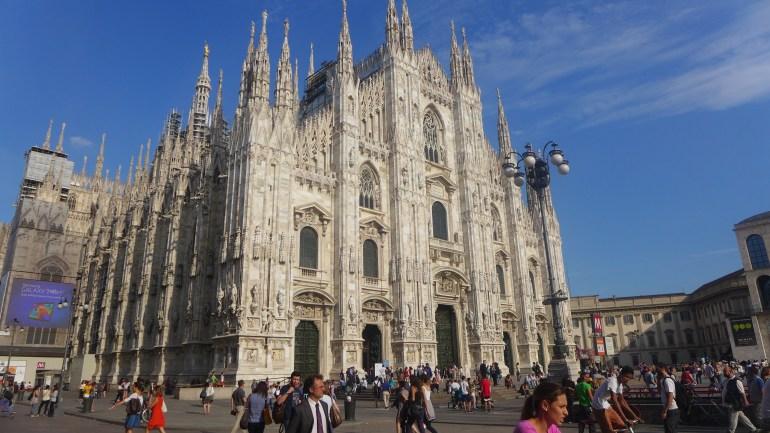 Obligatory Duomo visit