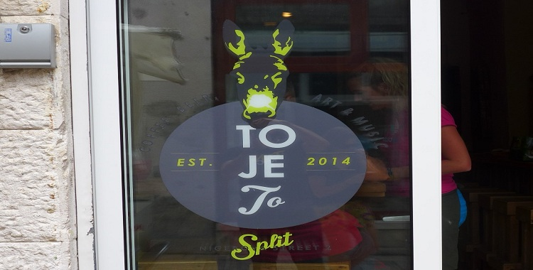 To Je To – Split, Croatia