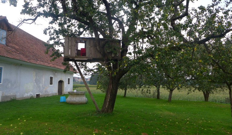 101 Ways to Pick Apples – Lipica, Škofja Loka, Slovenia