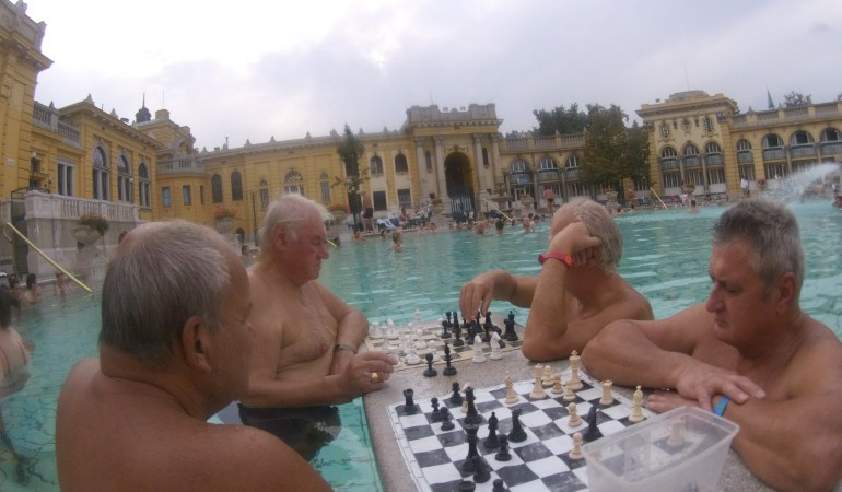Heated, Humid, Hungarian Checkmate