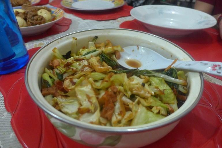 Mixed Veggies