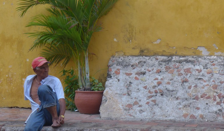 A Natural Pace in Getsemaní – Cartagena, Colombia