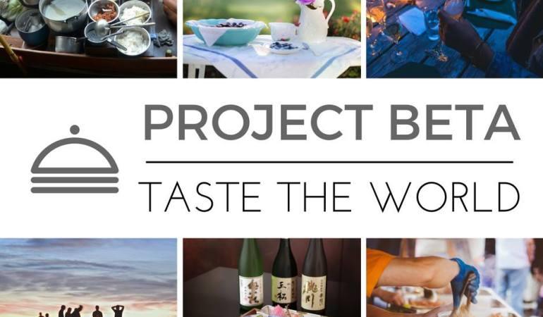 Project Beta – Taste the World