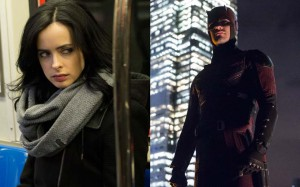 'Jessica Jones' y 'Daredevil' no son las típicas series de superhéroes.