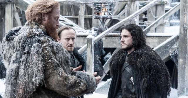 jon nieve tormund edd tollett juego de tronos