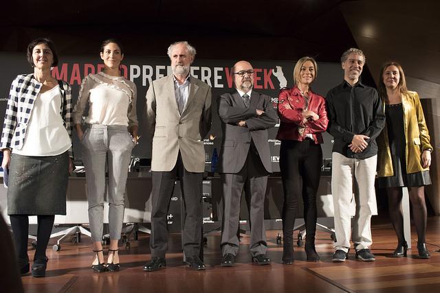 Madrid Premiere Week 2017