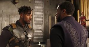 Black Panther se convierte en la primera película tras Avatar en liderar cinco fines de semana consecutivos mientras el nuevo reboot de Tomb Raider naufraga y I Can Only Imagine se convierte en una de las sorpresas del año.