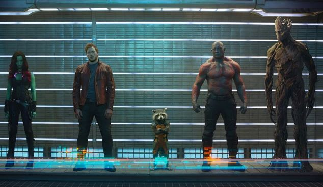 Marvel Guardians
