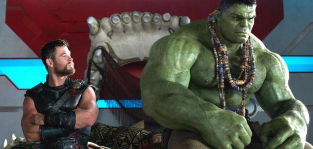 Marvel Thor Hulk
