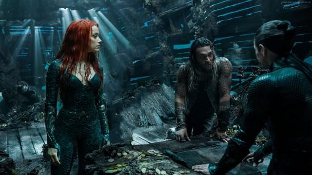 La comedia The Upside destrona sorpresivamente a Aquaman del liderato mientras ésta logra llegar a los 1.000 millones en todo el mundo. Uno más de la Familia entra en tercera posición