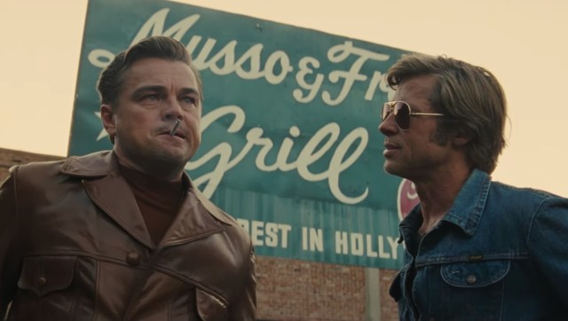 Once upon a time in...Hollywood Tarantino