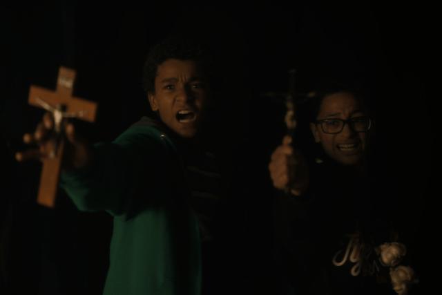 Fotograma de Vampires vs. the Bronx