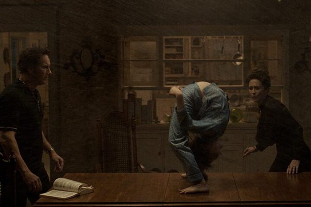 Fotograma de 'Expediente Warren: Obligado por el demonio'