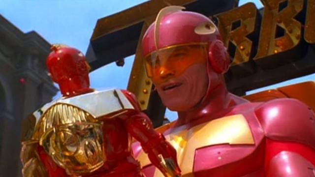 ¿Marvel debería hacer una serie de Turbo Man?
