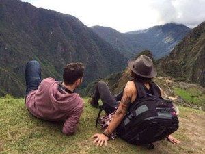Dress Like Harry Styles, the Peruvian trip