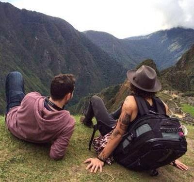 Dress Like Harry Styles, the Peruvian trip