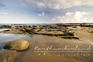 A Perfect Sunday in Northumberland, UK
