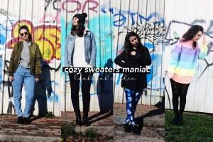 Sweaters Maniac Lookbook