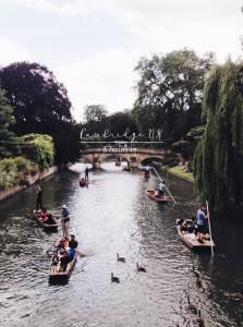 TRAVEL   Cambridge in 6 Hours