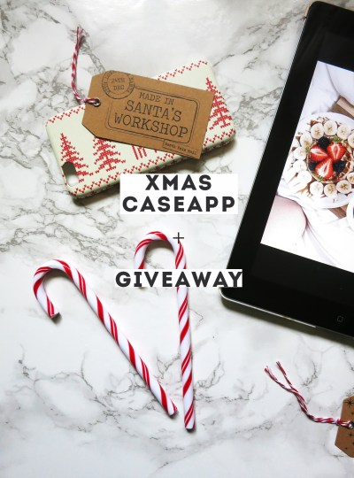Xmas with Caseapp + Giveaway