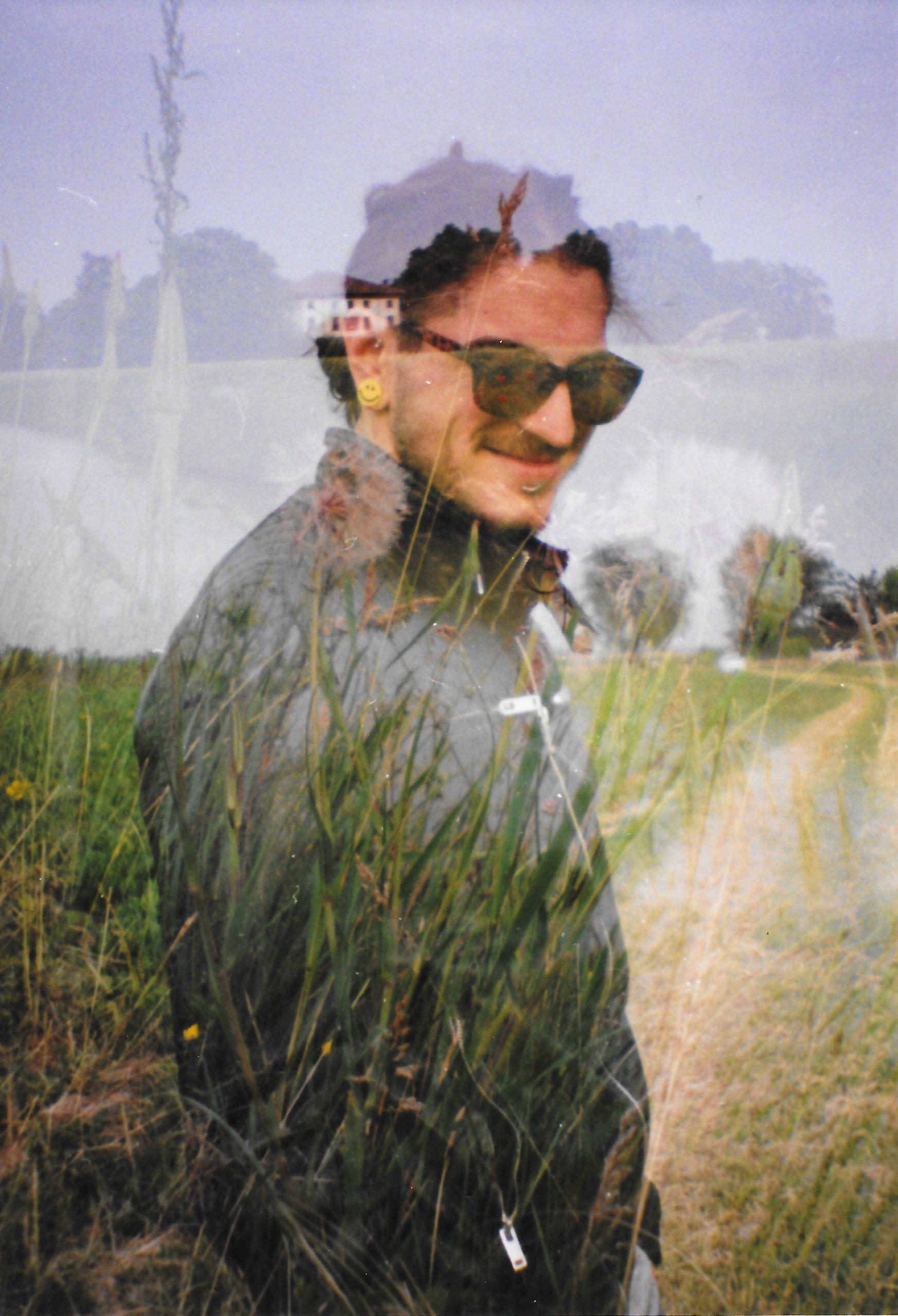 35mm Fujifilm 400iso Mini Diana