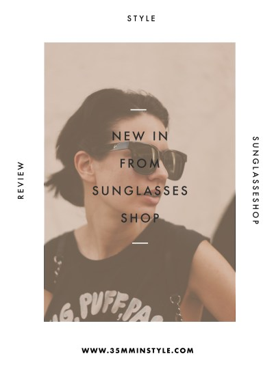 Everyday Sunnies from GlassesShop