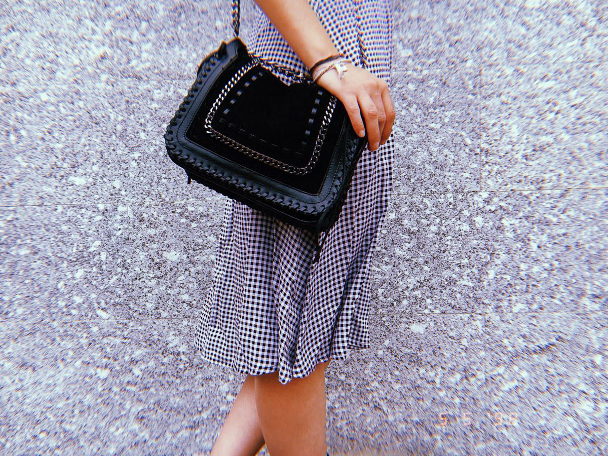 All Hail Gingham style