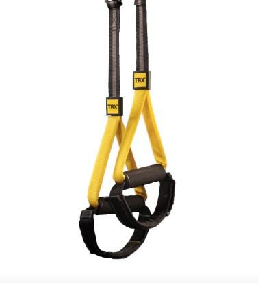 portable exercise equipment TRX suspension trainer