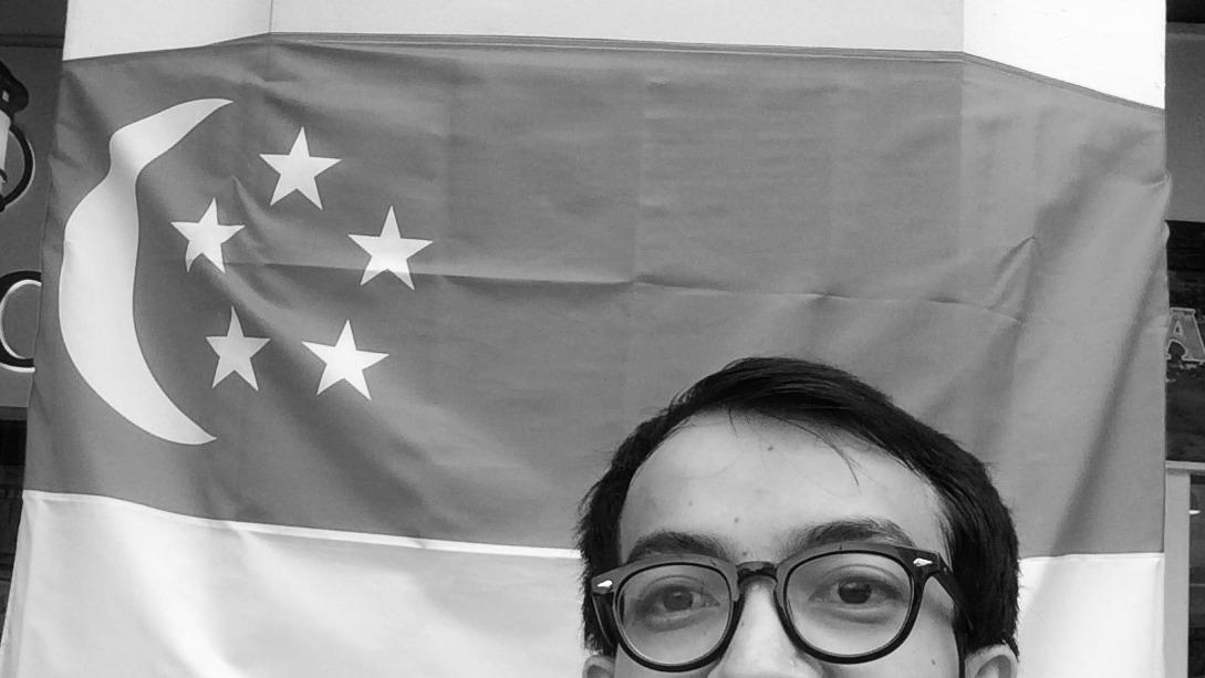 halo, singapura