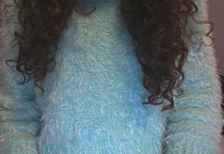 mohair sweater fetish