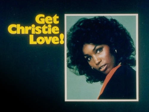 Teresa Graves - January 10, 1948-October 10, 2002 . American singer and actress who made history as being the first African American woman to star in her own television show 'Get Christie Love!'. She was nominated for a Golden Globe in 1975 for the title role