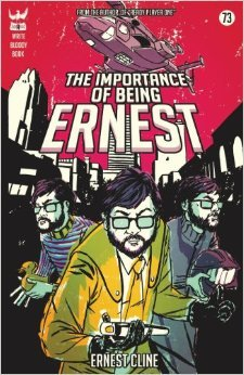 "The Importance of Being Earnest By Ernest ClineReviewed by Miranda BoyerErnie Cline is one of my favorite people authoring my<br /> favorite book Ready Player One. So it<br /> should be no surprise that I was willing to get my hands on anything while I<br /> wait for Armada to be released later this year. The Importance of Being<br /> Ernest, while a play by Oscar Wilde, it is also a book of poetry slash<br /> monologs by Ernie Cline. Cline actively participated in various poetry slams<br /> from 1997-2001 when he wrote this short little book.Some of my favorites from this compellation was<br /> When I Was a Kid; Cinema Verite;<br /> The Geek Wants Out; and the title poem The<br /> Importance of Being Ernest. The last one I can relate to 100 percent. If I<br /> had a nickel for every time someone asked me to read him or her thier rights…<br /> I'd be a very rich person. This book as originally published by Cline himself in 2004,<br /> and since the success of Ready Player One<br /> this little charm has a new edition with fantastic illustrations by Len<br /> Peralta. If you don't want to shell out $15 for this book, which is a<br /> great addition to my own collection, then you can check out Ernie Cline's<br /> website where you can find copies of these poems as well as his spoken word<br /> album ""Ultraman is Airworlf"" which is a collection Cline performing these at<br /> various poetry slams. The only downside… I wish there was more!"