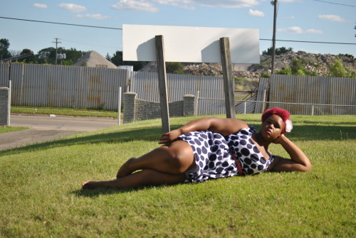 I want to be a Pin-up Model!