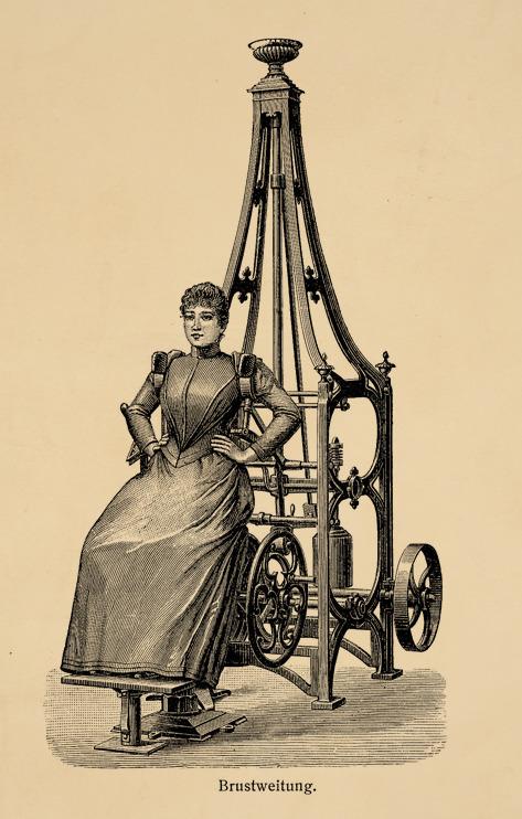 The First Modern Gym Equipment