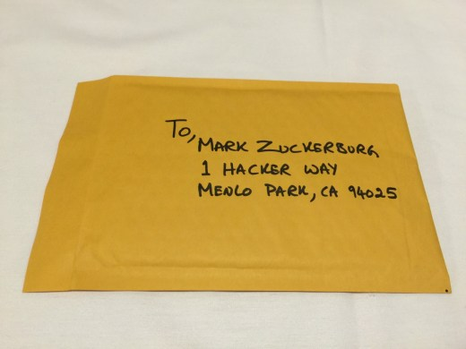 Dear Zuck, we hope the Purell reaches you in time.