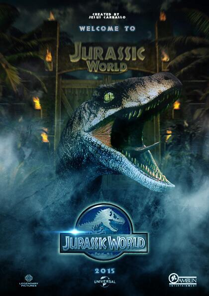 Jurassic World 2015 Watch Go Movie