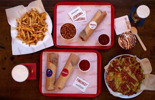 Concept Restaurants- Camden's Daughter