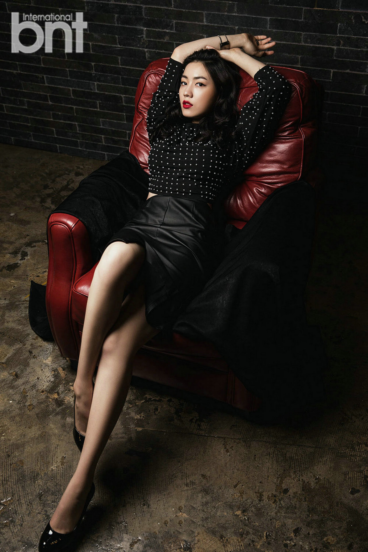 Hwa Young - bnt International March 2015