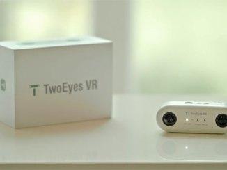 TwoEyes 3D-360-Grad Kamera