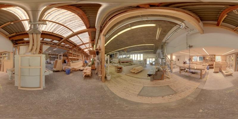 Müller Fenster AG - Virtual 360 Grad Panorama Tour - von online-virtual-tour.ch
