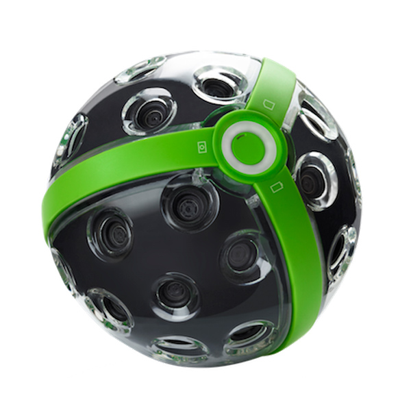 Panono Panoramic Ball