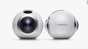 Samsung Gear 360 Camera For Underwater recording