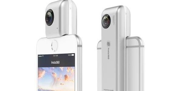 Insta360 Nano 360: A Tiny 360 Camera Waiting for a Big Adventure