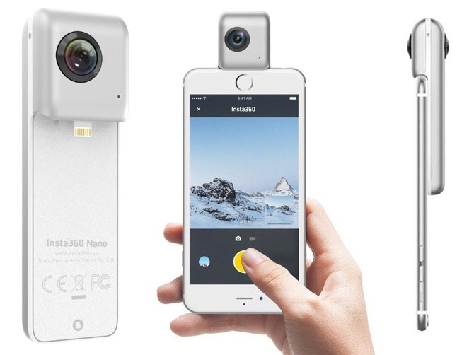 How to shoot 360 degree photos and videos on iPhone