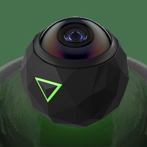 360fly 360° 4K Underwater camera