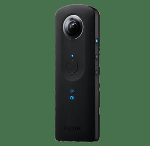 Ricoh Theta S Waterproof camera