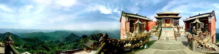Wudangshan by Yunzen Liu