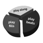 360drumsbook play along play beats play fills