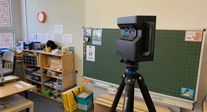 360 Grad Rundgänge für Schulen
