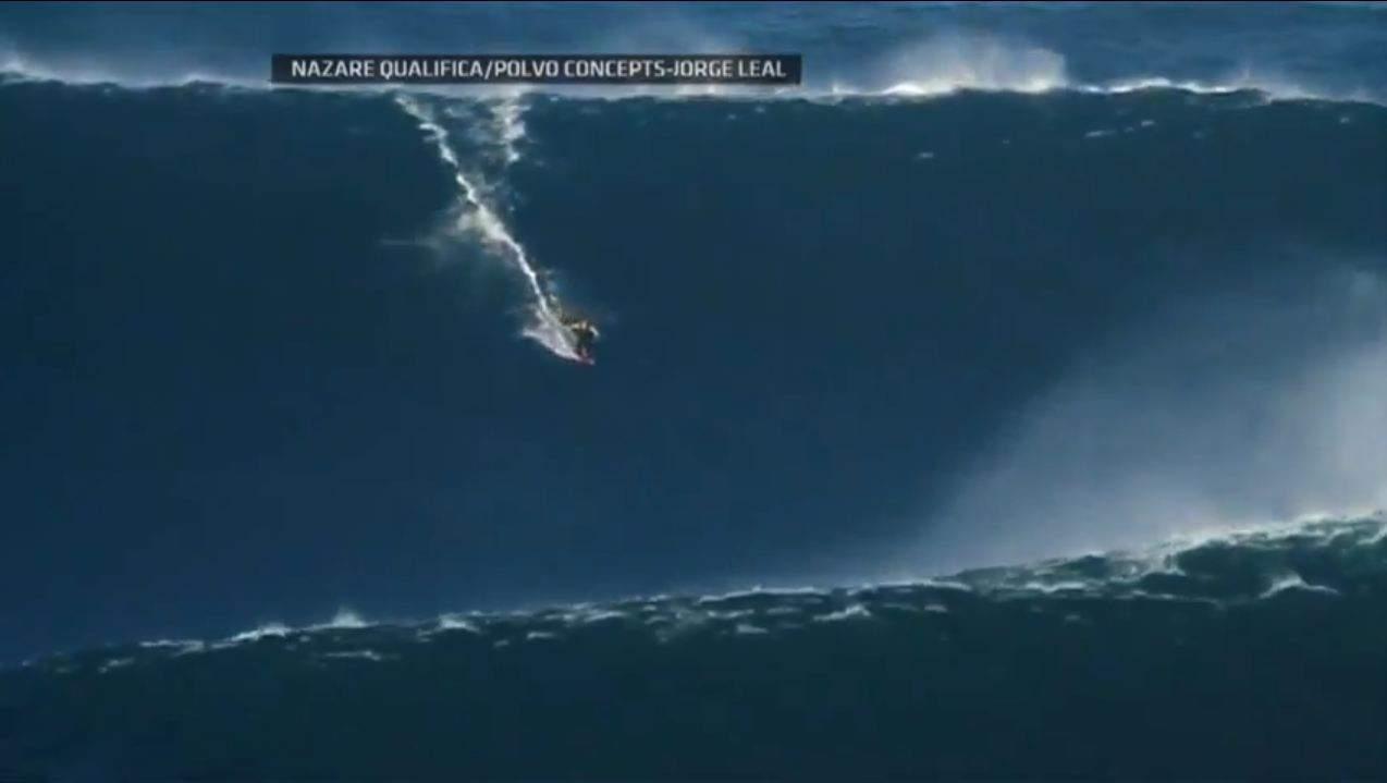 Garrett McNamara And The Biggest Wave Ever Ridden Nazare Portugal 360Guide